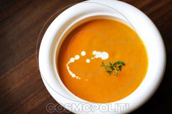 Συνταγή: Εναλλακτική σούπα με πατάτα και καρότο