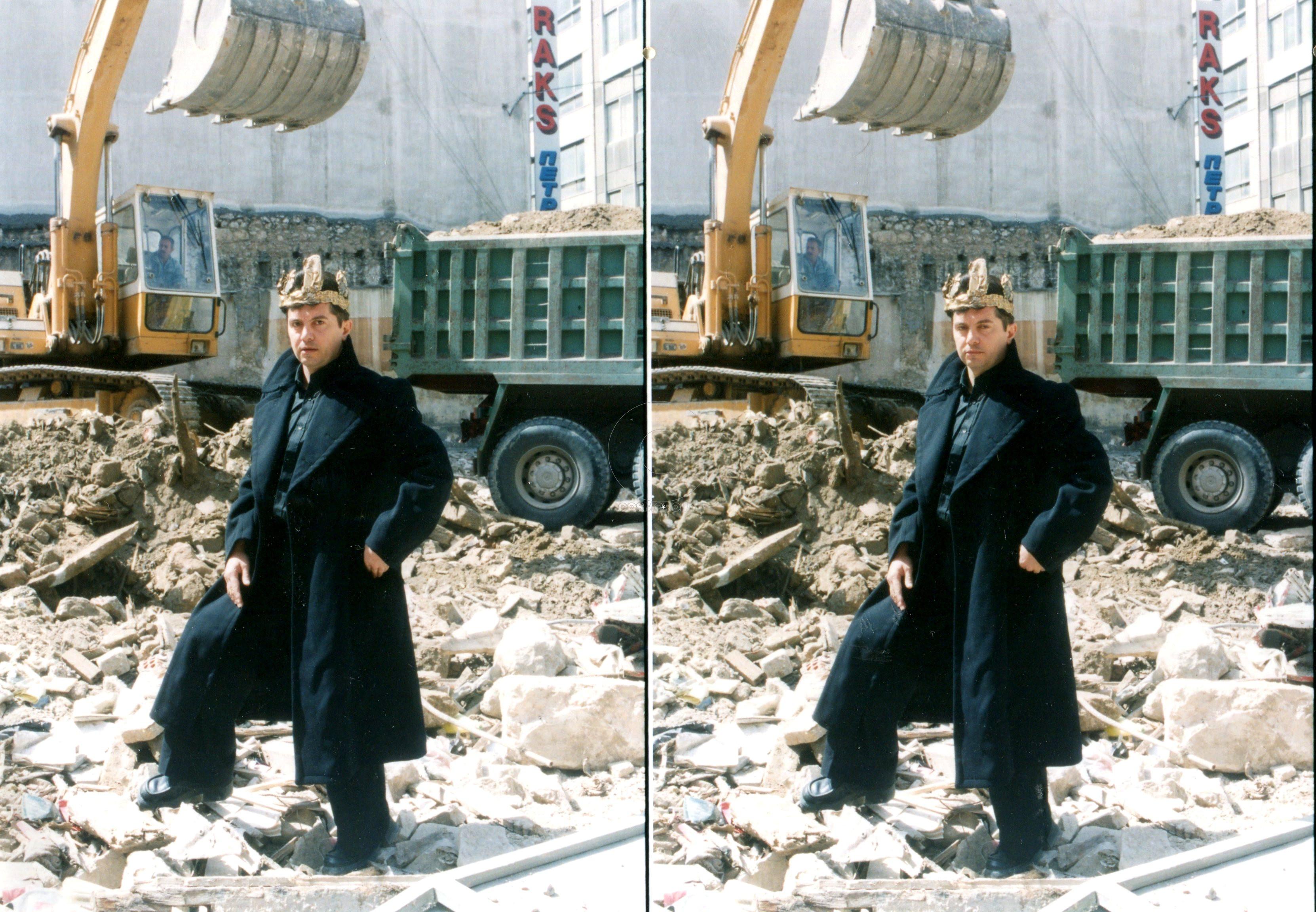 ΚΩΣΤΑΣ ΕΥΑΓΓΕΛΑΤΟΣ, ΤΟ ΤΕΛΟΣ ΤΟΥ ΑΙΩΝΑ, ACTION 1999