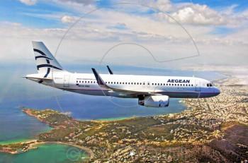 AEGEAN: σταδιακή ενίσχυση συχνοτήτων στις πτήσεις εσωτερικού & εξωτερικού