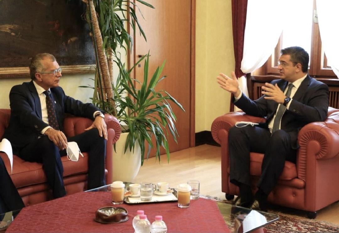 Απόστολος Τζιτζικώστας: Επίσκεψη στην Τεργέστη με ατζέντα συναντήσεων 13