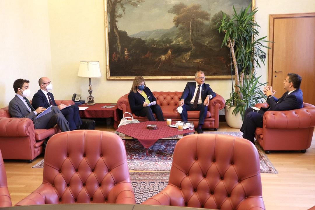 Απόστολος Τζιτζικώστας: Επίσκεψη στην Τεργέστη με ατζέντα συναντήσεων 3