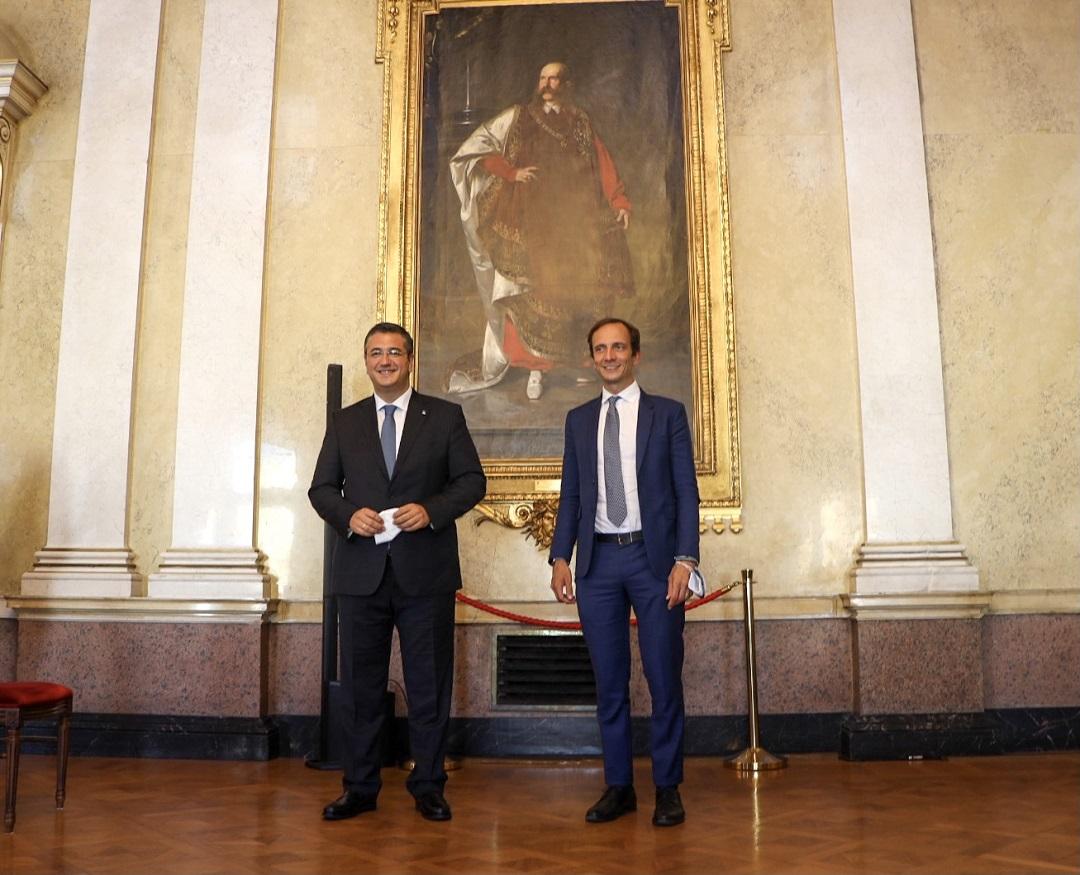 Απόστολος Τζιτζικώστας: Επίσκεψη στην Τεργέστη με ατζέντα συναντήσεων 18