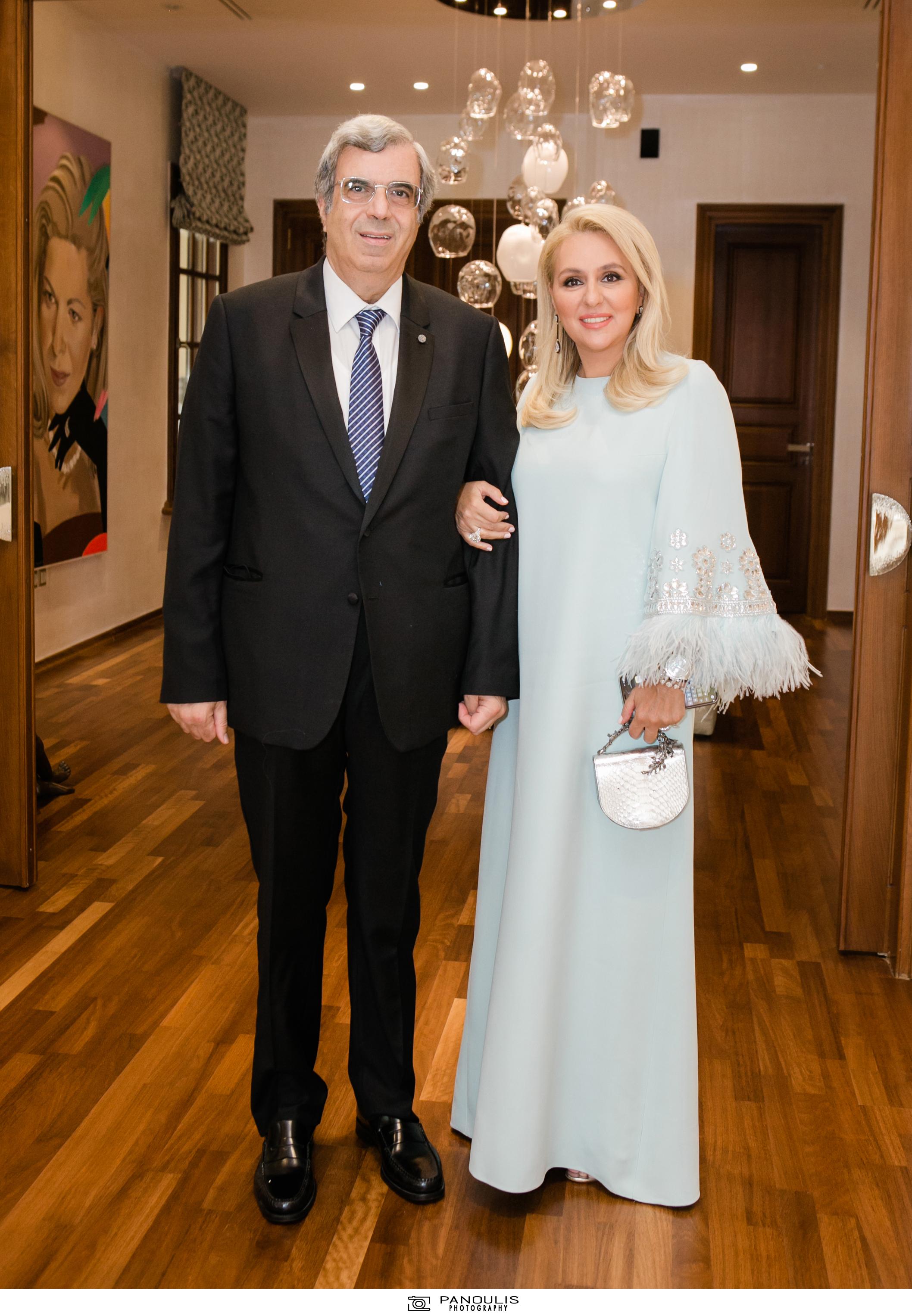 Κλέλια Χατζηιωάννου & Κωνσταντίνος Σκορίλας: Ένας υπέροχος γάμος με λαμπερούς καλεσμένους 7