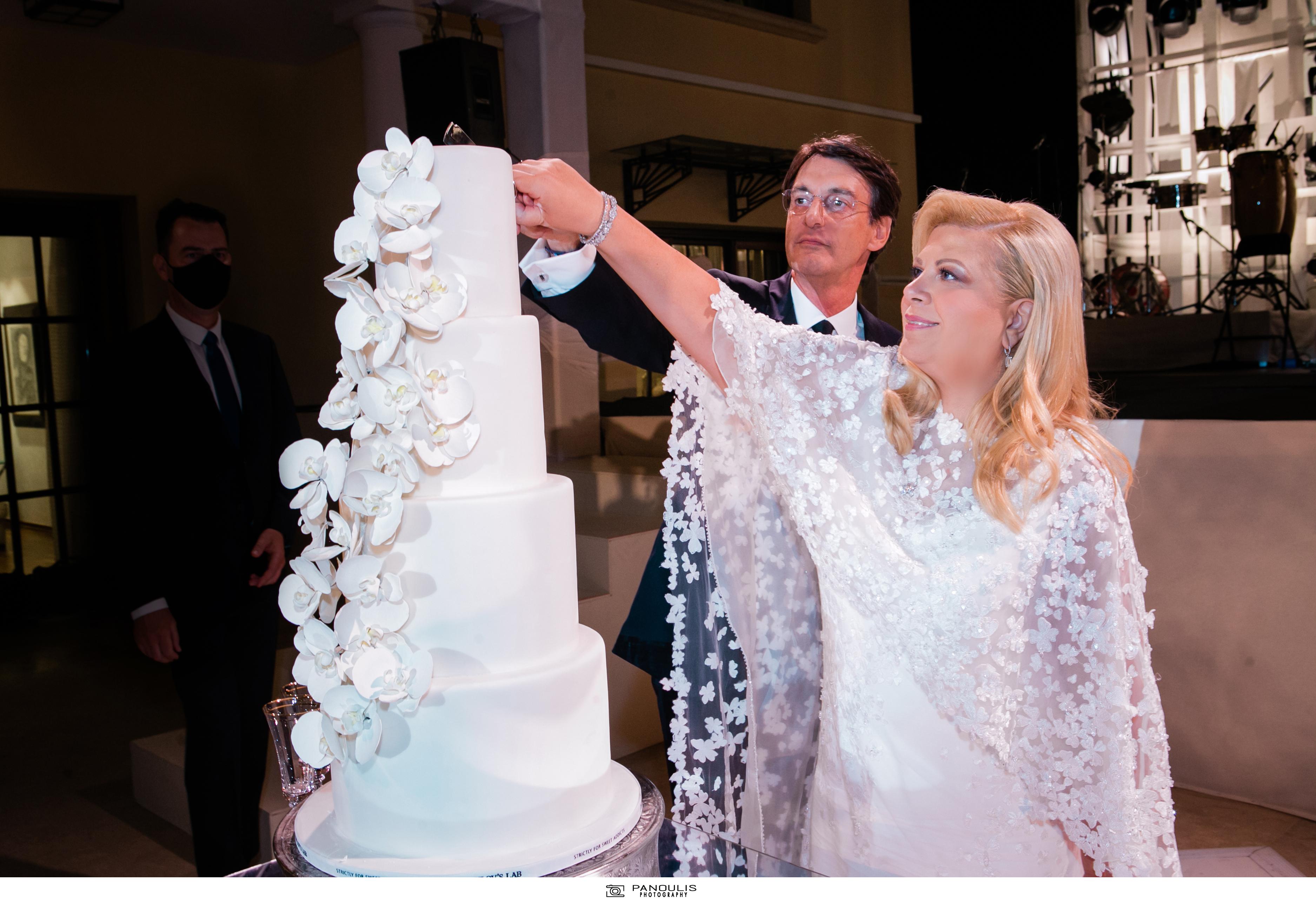 Κλέλια Χατζηιωάννου & Κωνσταντίνος Σκορίλας: Ένας υπέροχος γάμος με λαμπερούς καλεσμένους 3