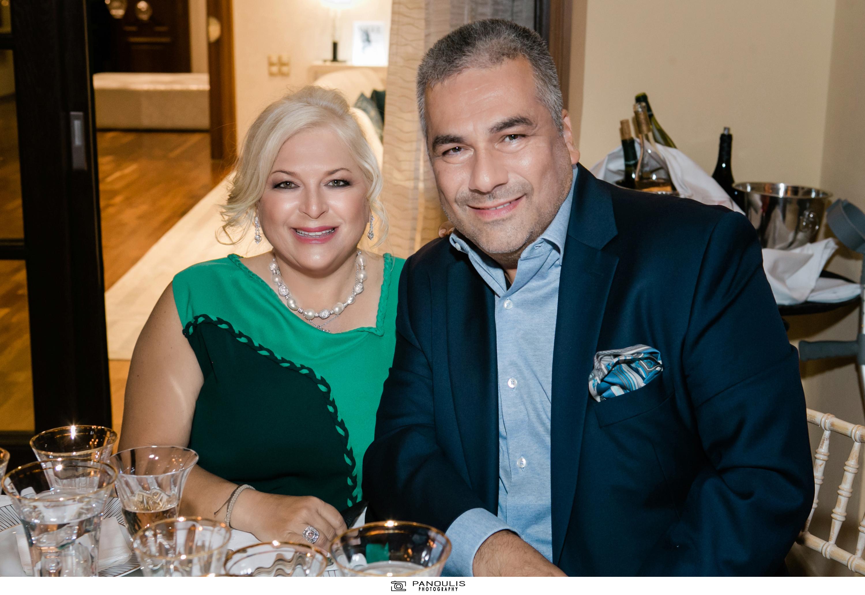 Κλέλια Χατζηιωάννου & Κωνσταντίνος Σκορίλας: Ένας υπέροχος γάμος με λαμπερούς καλεσμένους 14