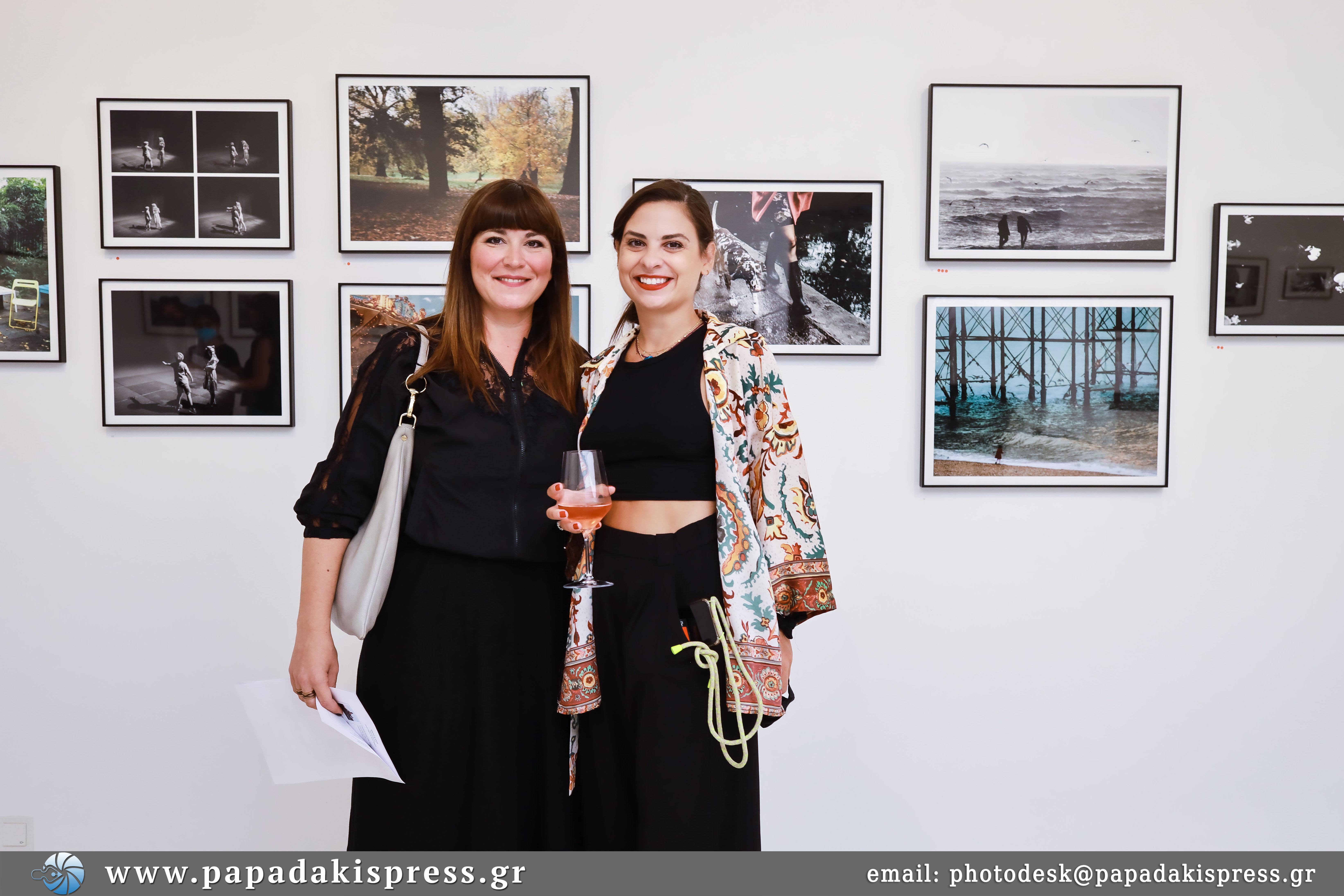 Εγκαίνια της έκθεσης φωτογραφίας «Νόστος & Άλγος» @Γκαλερί Ζουμπουλάκη 14