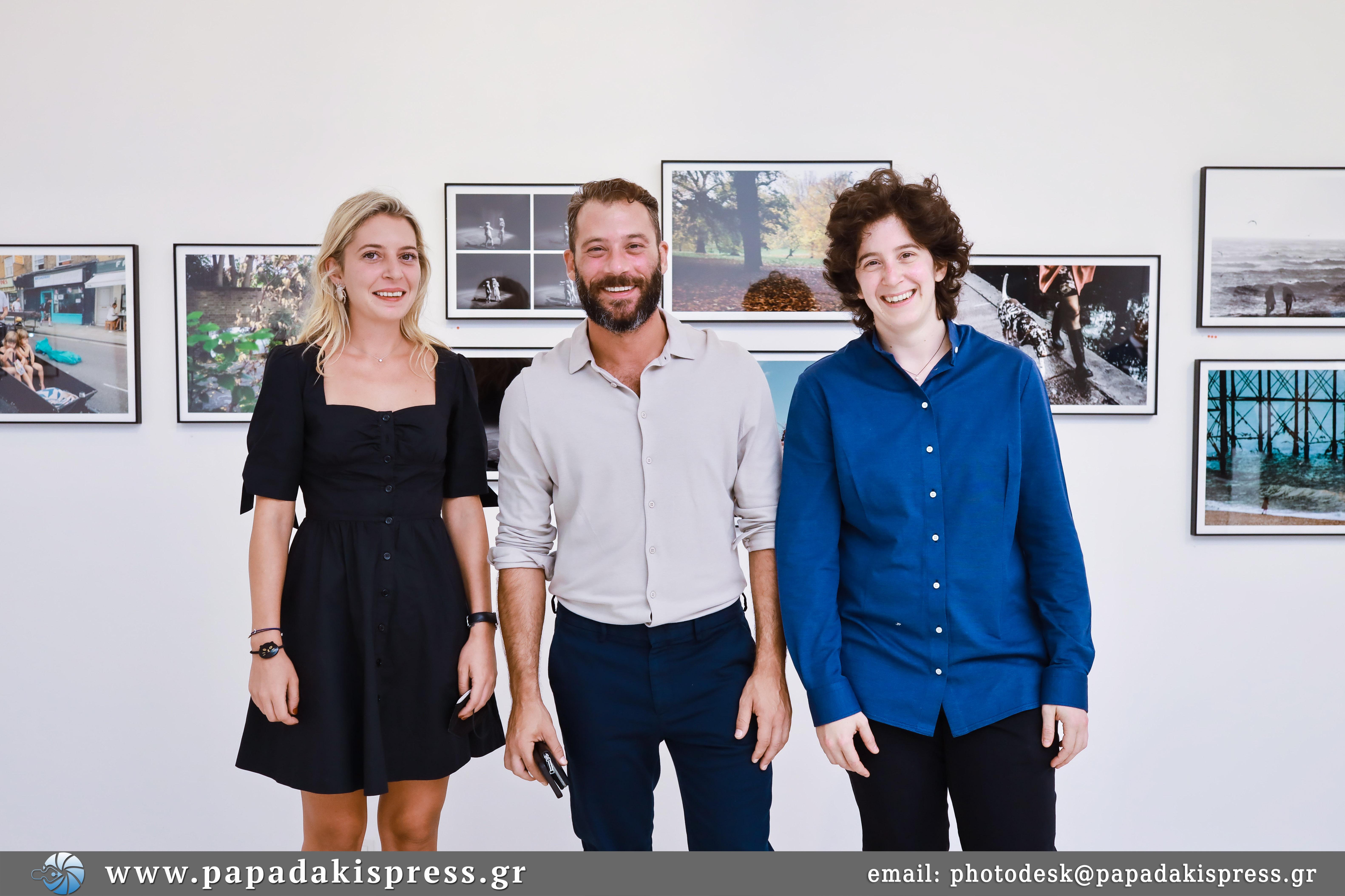 Εγκαίνια της έκθεσης φωτογραφίας «Νόστος & Άλγος» @Γκαλερί Ζουμπουλάκη 5