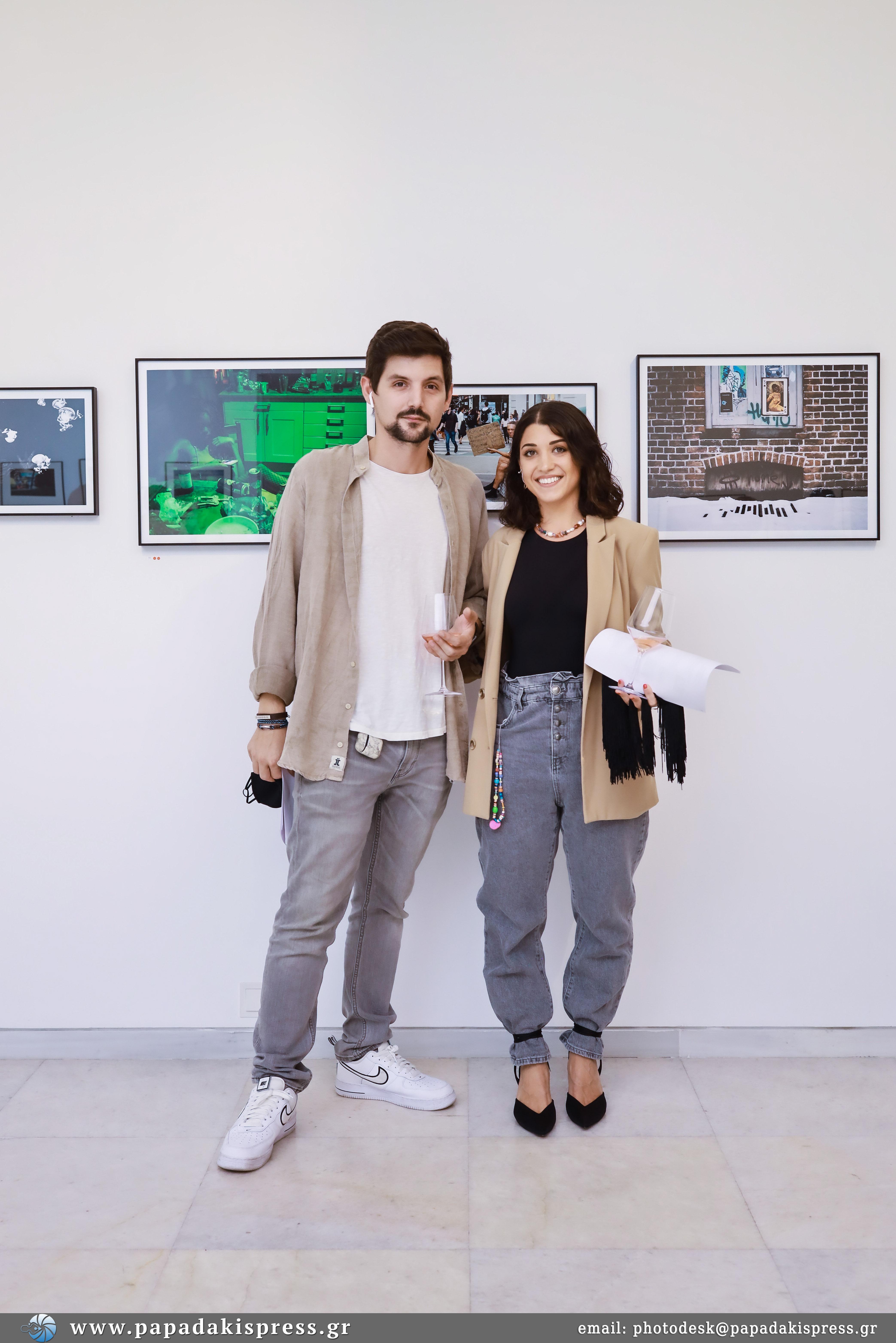 Εγκαίνια της έκθεσης φωτογραφίας «Νόστος & Άλγος» @Γκαλερί Ζουμπουλάκη 18