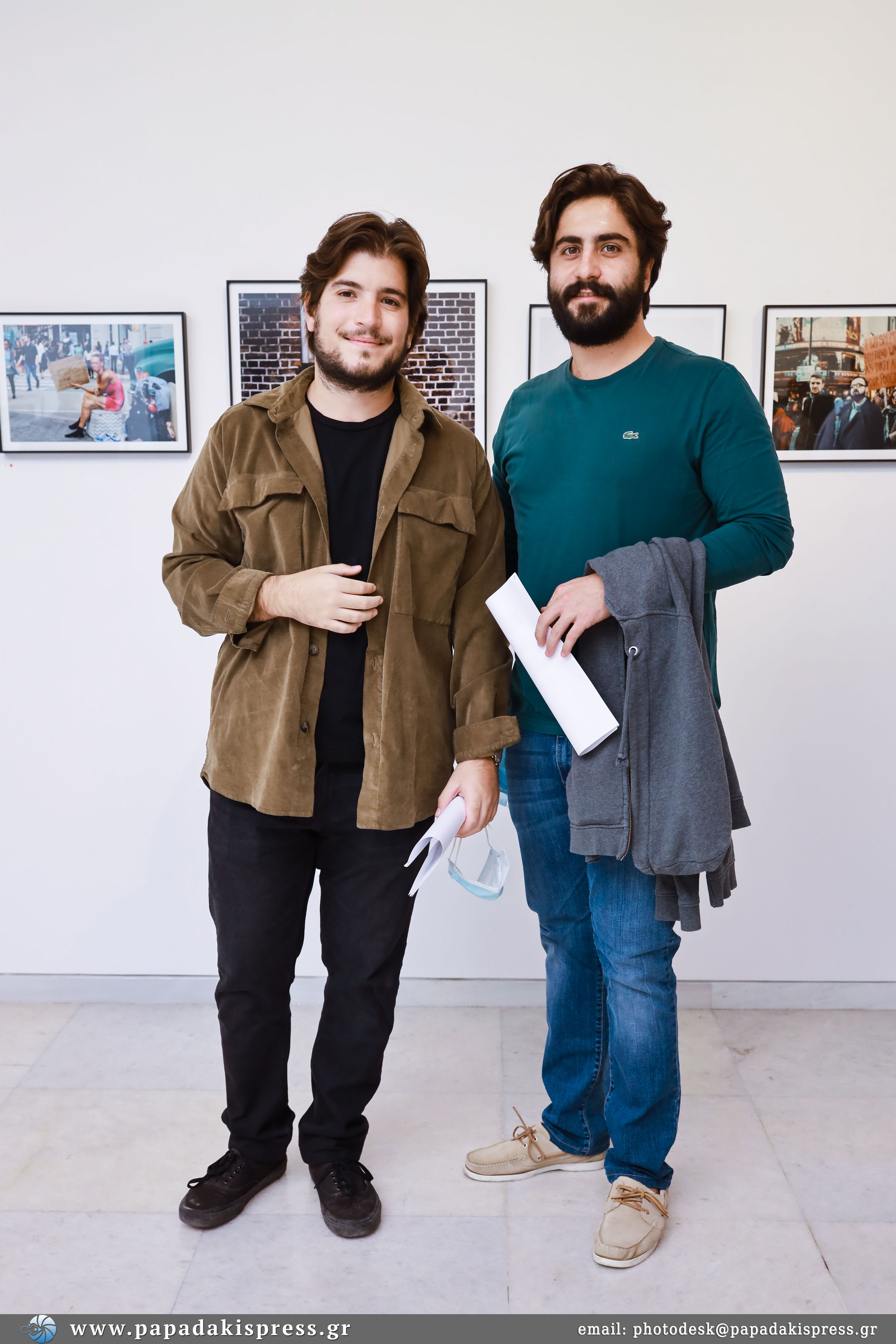 Εγκαίνια της έκθεσης φωτογραφίας «Νόστος & Άλγος» @Γκαλερί Ζουμπουλάκη 23