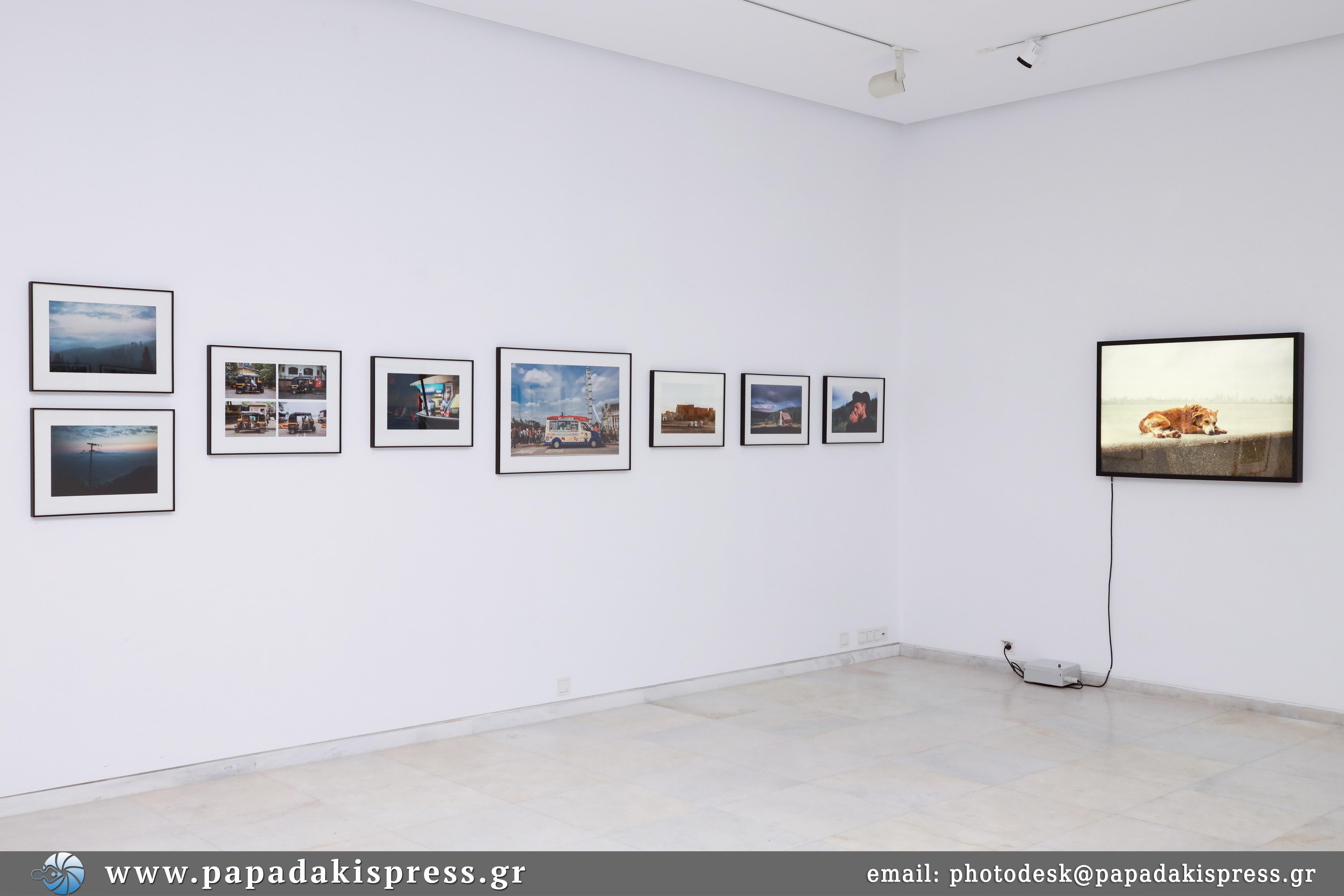 Εγκαίνια της έκθεσης φωτογραφίας «Νόστος & Άλγος» @Γκαλερί Ζουμπουλάκη 2