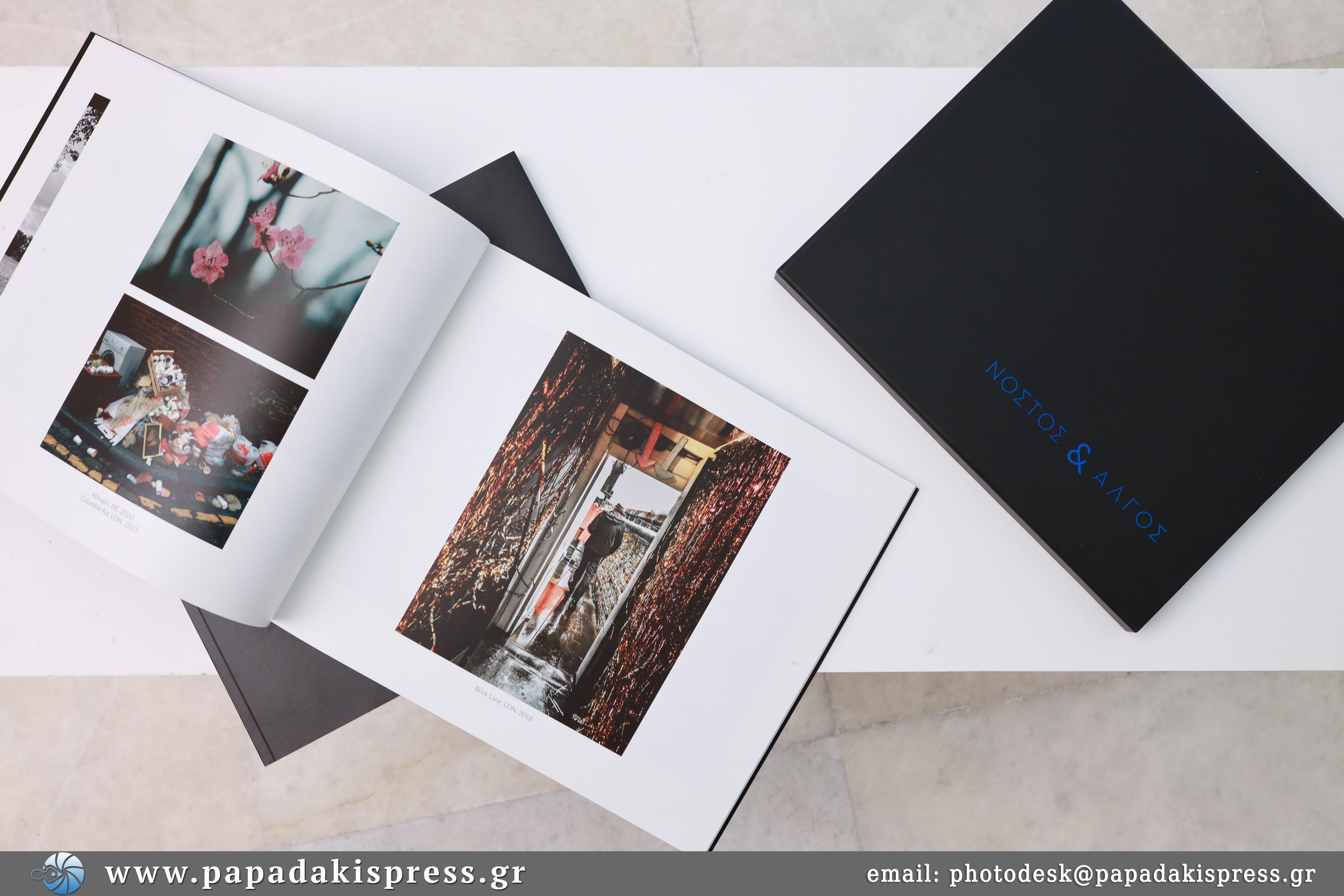 Εγκαίνια της έκθεσης φωτογραφίας «Νόστος & Άλγος» @Γκαλερί Ζουμπουλάκη 3