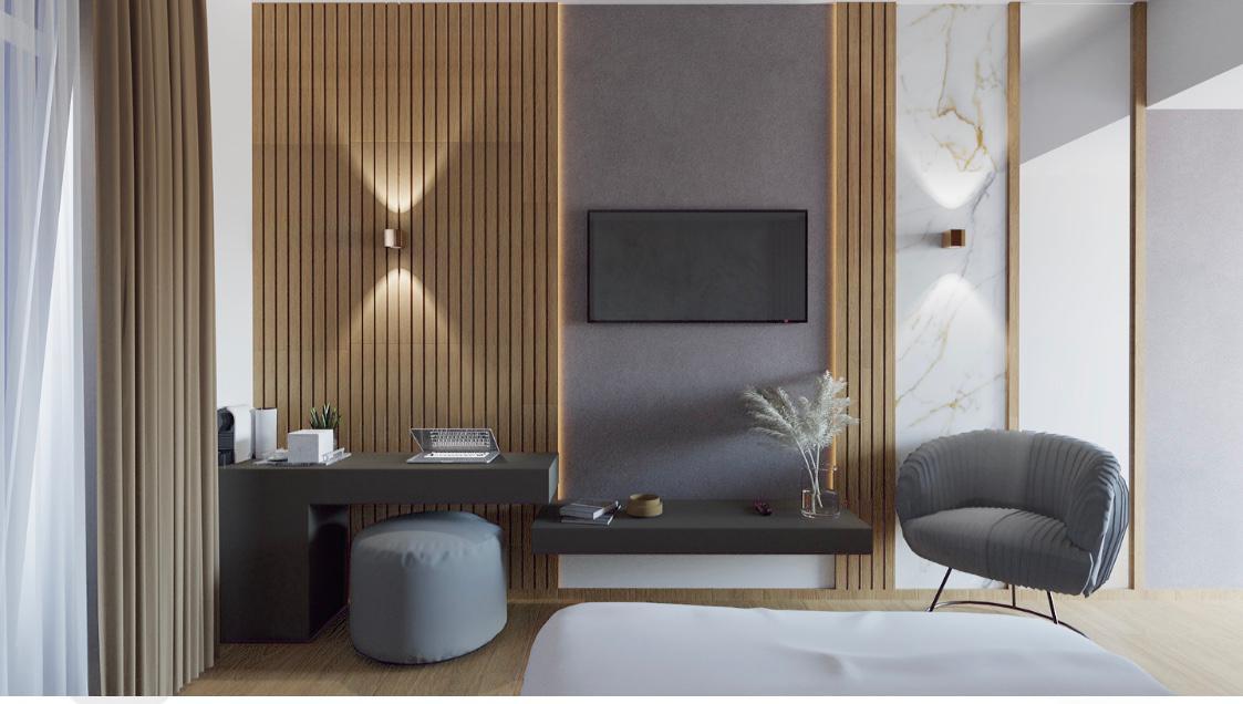 Grand Hotel Palace: Ανακαίνιση με νέο contemporary chic ύφος 8