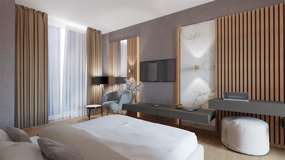Grand Hotel Palace: Ανακαίνιση με νέο contemporary chic ύφος 9