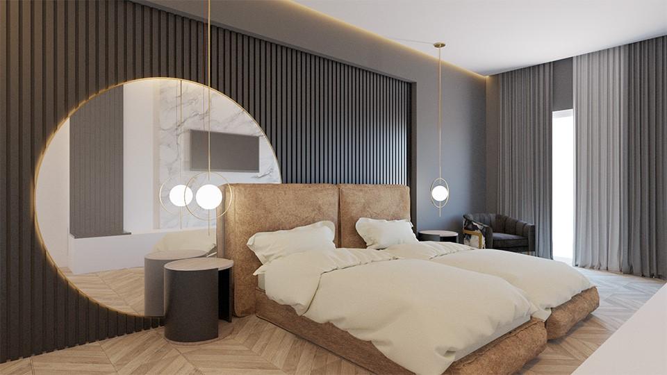 Grand Hotel Palace: Ανακαίνιση με νέο contemporary chic ύφος 2