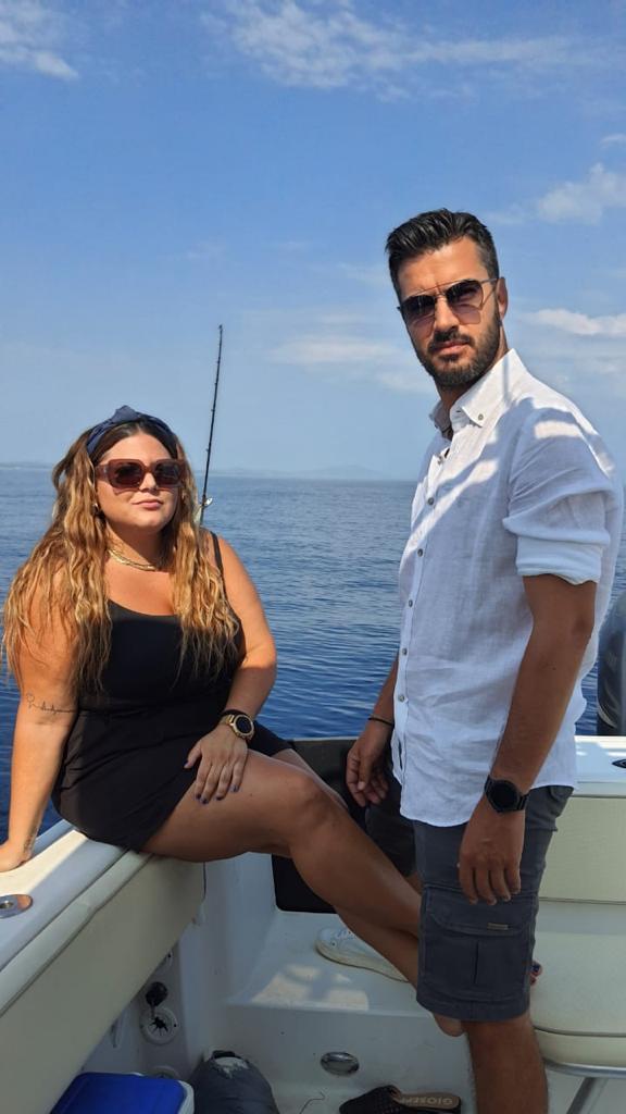 Η Δανάη Μπάρκα σαλπάρει με καπετάνιο τον Γιάννη Τσιμιτσέλη 3