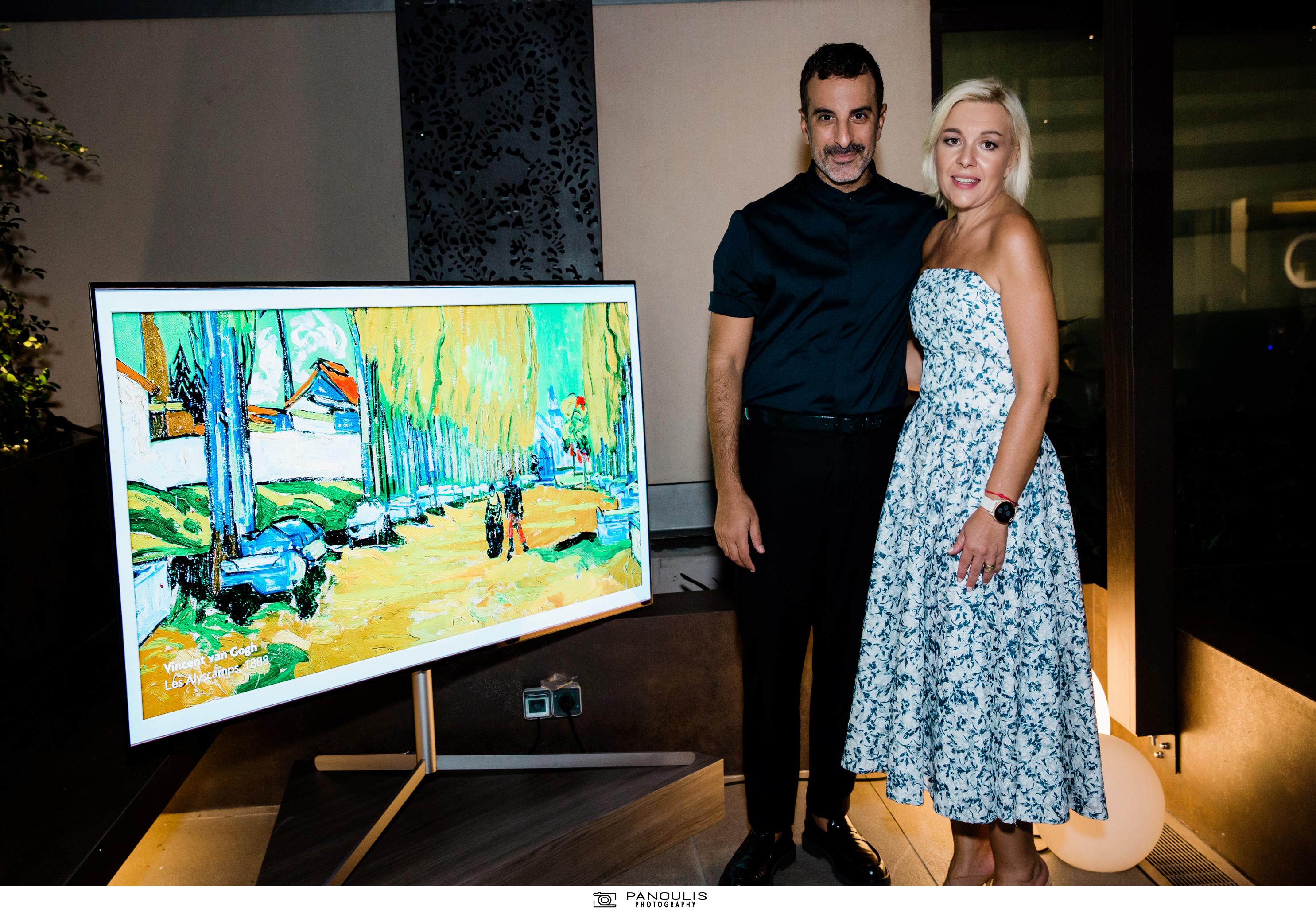 LG Electronics – Ίδρυμα Β&Ε Γουλανδρή: Η τέχνη συναντάει την τεχνολογία 10