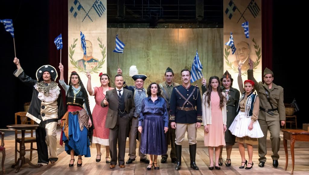 Μαρίκα: Η επιτυχημένη παράσταση με την Νένα Μεντή επιστρέφει 5
